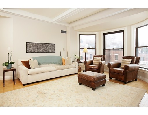 Condominium/Co-Op for sale in Barnes Mansion, 501 Back Bay, Boston, Suffolk