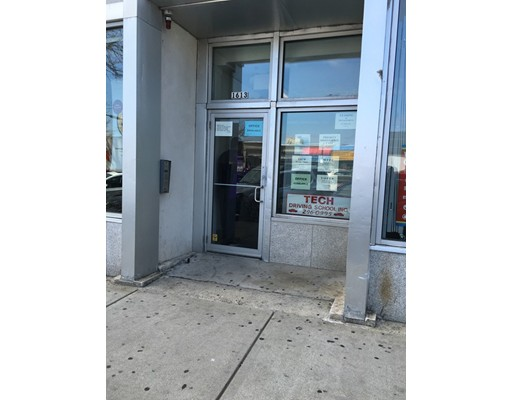 1613 Blue Hill Avenue Boston MA 02124