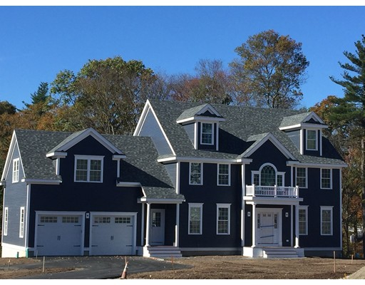 Additional photo for property listing at 25 Saddleback Lane (Lot 3)  Canton, Massachusetts 02021 United States