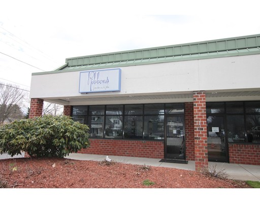 Commercial for Rent at 158 N. Main Street 158 N. Main Street Uxbridge, Massachusetts 01569 United States