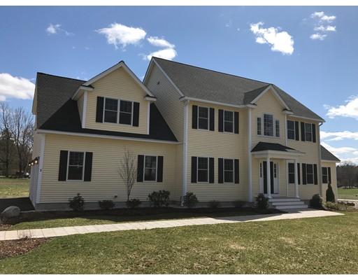 Частный односемейный дом для того Продажа на 1 Old Lowell Road Westford, Массачусетс 01886 Соединенные Штаты