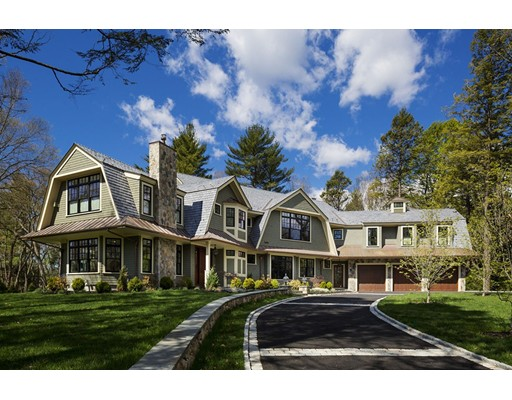 Single Family Home for Sale at 181 Clyde Street Brookline, Massachusetts 02467 United States
