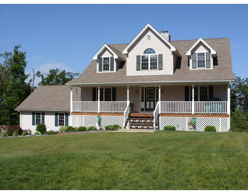 Single Family Home for Sale at 14 Beulah Land Road Blandford, Massachusetts 01008 United States
