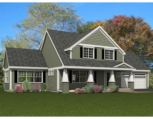 Single Family Home for Sale at 28 Garland Woods 28 Garland Woods Pelham, New Hampshire 03076 United States