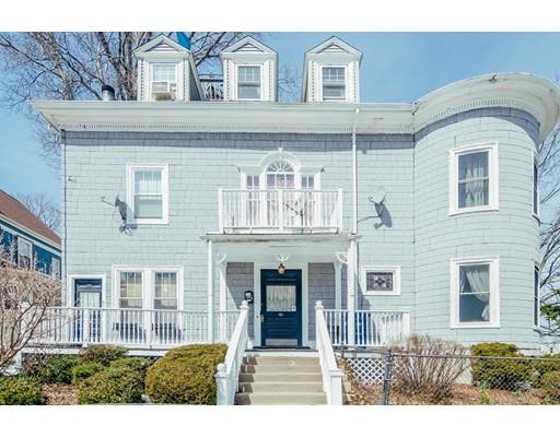 Multi Family for Sale at 46 Brent Street Boston, Massachusetts 02124 United States