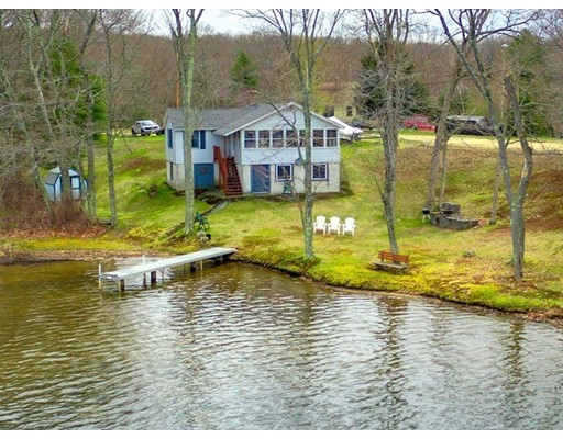 Single Family Home for Sale at 55 Fountain Road Wales, Massachusetts 01081 United States