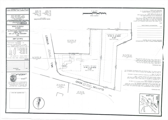 Photo #1 of Listing Clayton Road