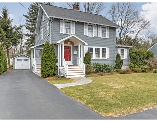 24 Holland Street Needham MA