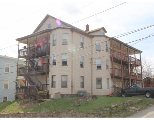 Multi-Family Home for Sale at 110 Pine Street Southbridge, Massachusetts 01550 United States