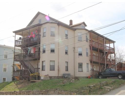 Casa Multifamiliar por un Venta en 110 Pine Street Southbridge, Massachusetts 01550 Estados Unidos