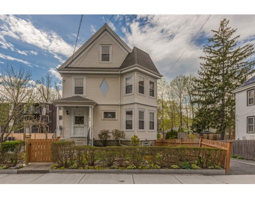 46 Willow, Boston, MA 02132