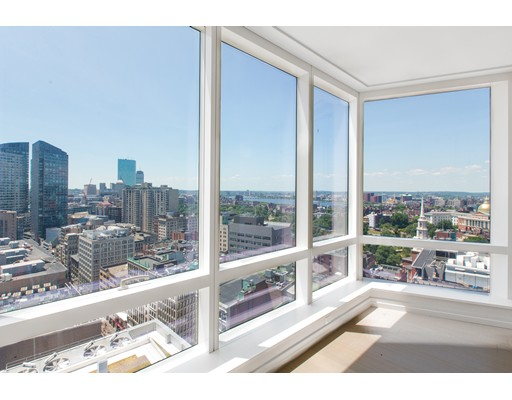 Condominium/Co-Op for sale in Millennium Tower Boston, 2501 Midtown, Boston, Suffolk