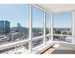 1 Franklin Street 2501 is a similar property to 9 Milford St  Boston Ma