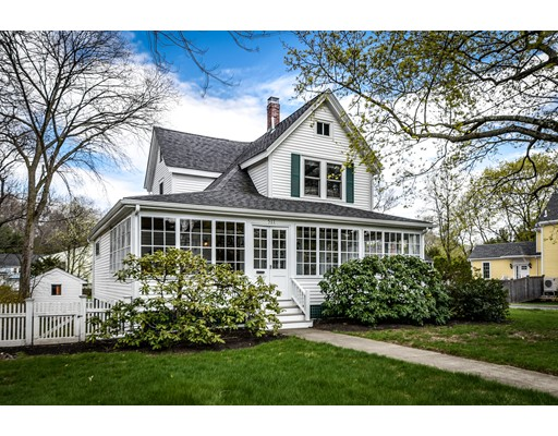 512 Chestnut Street Needham MA