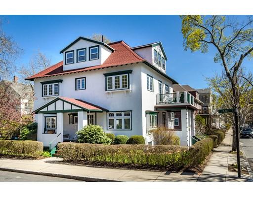 Condominium for Sale at 12 Dane Street Boston, Massachusetts 02130 United States