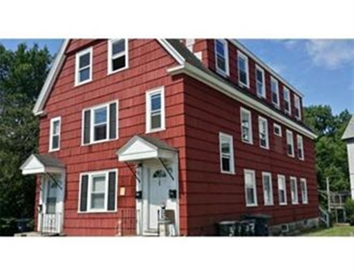 Multi-Family Home for Sale at 121 Central Street Southbridge, Massachusetts 01550 United States
