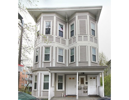 Multi-Family Home for Sale at 58 Woodlawn Street Boston, Massachusetts 02130 United States