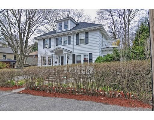 Single Family Home for Sale at 10 Rockwood Street Boston, Massachusetts 02130 United States