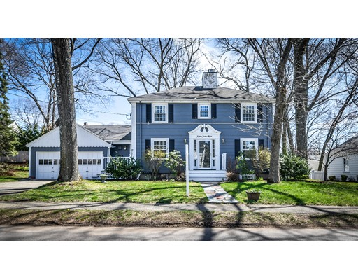 18 Fairfax Road Needham MA
