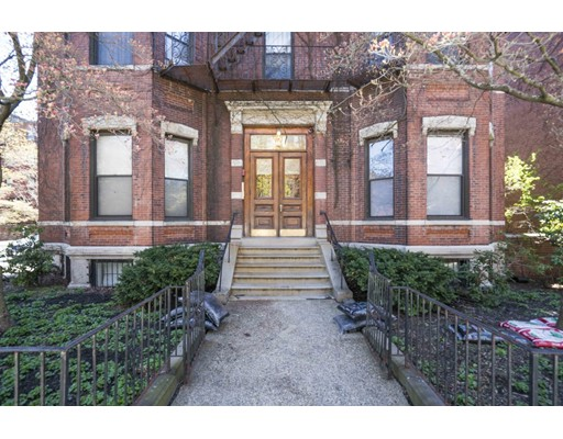 364 Marlborough Street Boston MA 02115