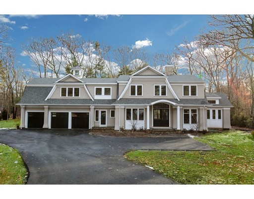 Single Family Home for Sale at 77 Autumn Road Weston, Massachusetts 02493 United States