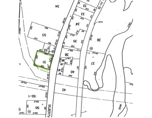 土地,用地 为 销售 在 49 Gilbertville Road Ware, 01082 美国