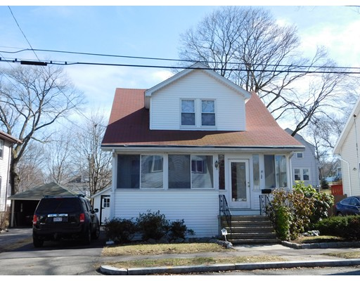 38  Exeter St,  Quincy, MA