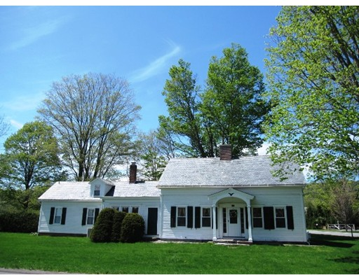Single Family Home for Sale at 231 South Street 231 South Street Bernardston, Massachusetts 01337 United States