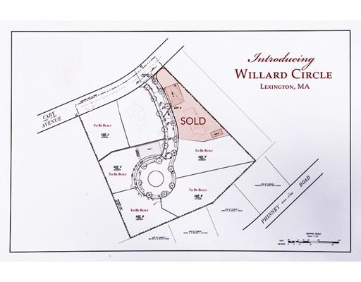 Willard Circle, Lexington, MA 02421