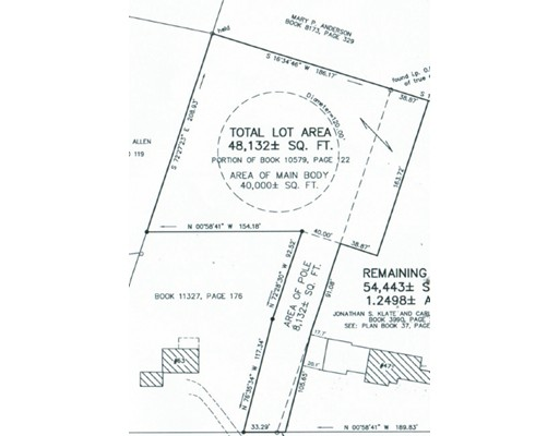 Land for Sale at 1 Red Gate Lane Amherst, Massachusetts 01002 United States