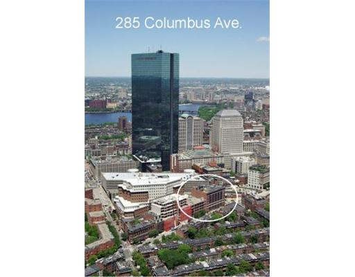 285 Columbus Ave, #508