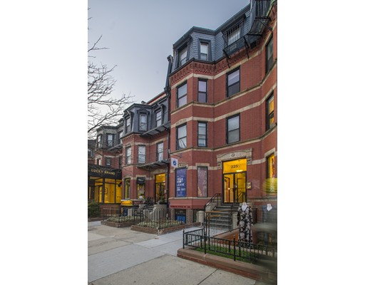 225 Newbury Street Boston MA 02116