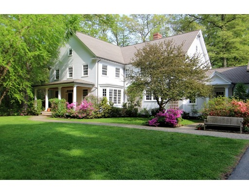 Частный односемейный дом для того Продажа на 7 Kinsman Lane Hamilton, Массачусетс 01936 Соединенные Штаты