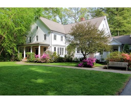 Maison unifamiliale pour l Vente à 7 Kinsman Lane Hamilton, Massachusetts 01936 États-Unis