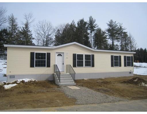 Casa Unifamiliar por un Venta en 221 Peggi Lane Winchendon, Massachusetts 01475 Estados Unidos