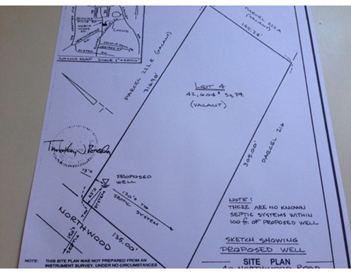 Land for Sale at 40 Northwood Eastham, 02642 United States