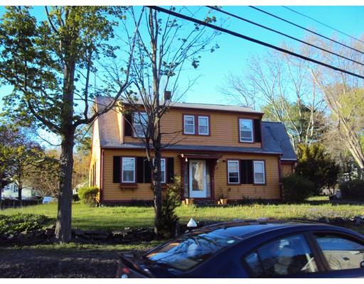 独户住宅 为 销售 在 250 LINCOLN Street 250 LINCOLN Street 斯托顿, 马萨诸塞州 02072 美国