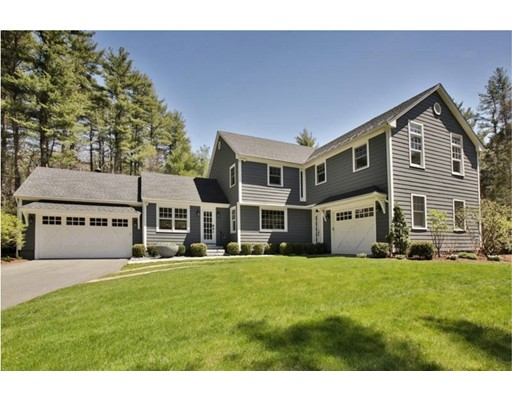 12 Saddle Ridge Road Dover MA