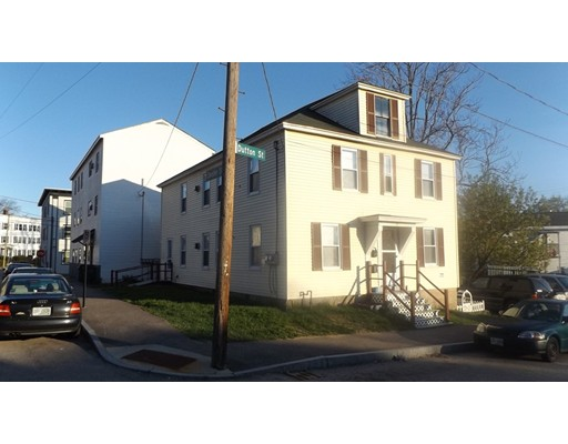 Single Family Home for Rent at 17 Dutton Street 17 Dutton Street Manchester, New Hampshire 03104 United States