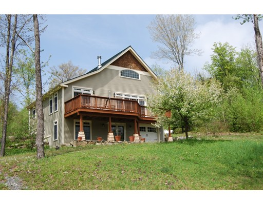 Single Family Home for Sale at 257 River Road Canaan, New Hampshire 03741 United States