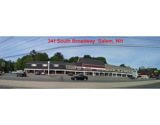 341 So. Broadway 14-16, Salem, NH 03079