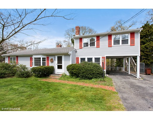 Single Family Home for Sale at 74 Long Pond Road Harwich, Massachusetts 02645 United States