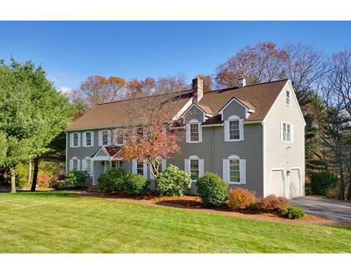 Single Family Home for Sale at 6 Walnut Hill Road Millis, Massachusetts 02054 United States