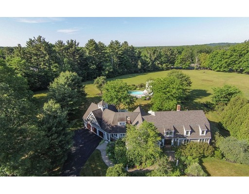Single Family Home for Sale at 4 WILLIAM FAIRFIELD DRIVE Wenham, Massachusetts 01984 United States