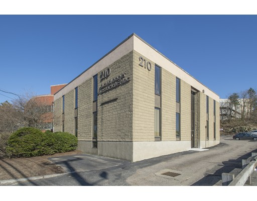 Commercial for Sale at 210 Highland Avenue Needham, Massachusetts 02494 United States