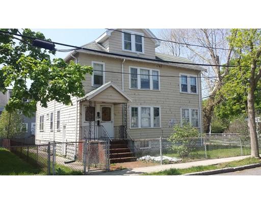 Casa Multifamiliar por un Venta en 58 Exeter Street Arlington, Massachusetts 02474 Estados Unidos