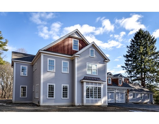 166 Farm St - New CONSTRUCTION Dover MA