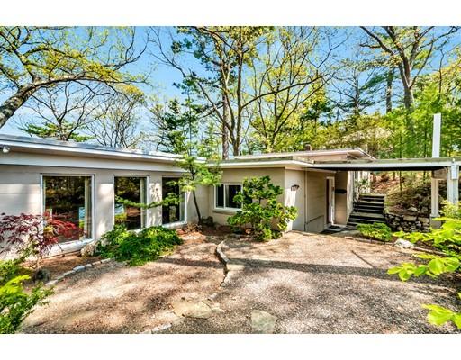 Single Family Home for Sale at 67 Lakeshore Road Natick, Massachusetts 01760 United States