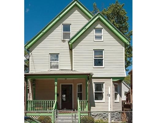 Single Family Home for Sale at 17 Edge Hill Street Boston, Massachusetts 02130 United States