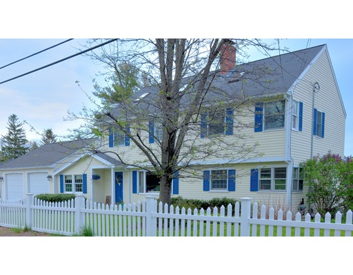 Casa Unifamiliar por un Venta en 55 Larch Row Wenham, Massachusetts 01984 Estados Unidos